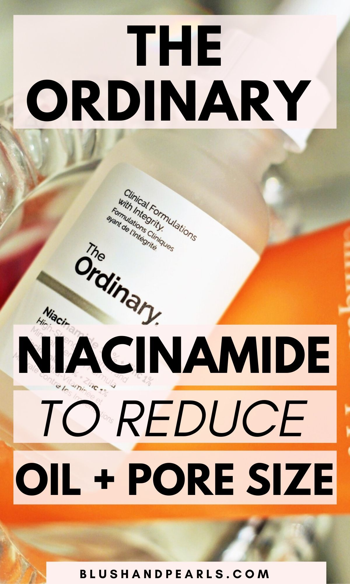 The Ordinary Niacinamide 10 + Zinc 1 For Oil + Pore
