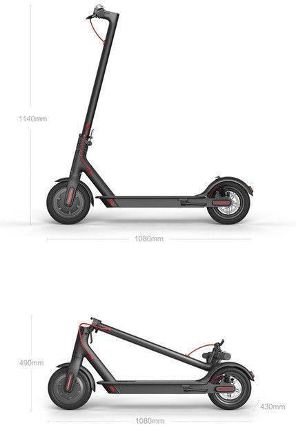 Disk Break Xiaomi M365 Electric Scooter Mini Scooter Hoverboard