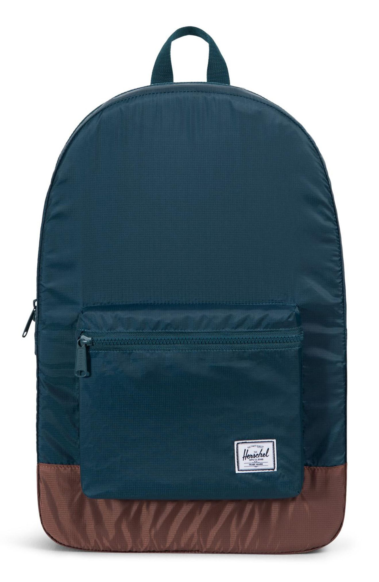 9f9c7f2d15ca HERSCHEL SUPPLY CO. PACKABLE DAYPACK - BLUE GREEN.  herschelsupplyco.  bags   backpacks