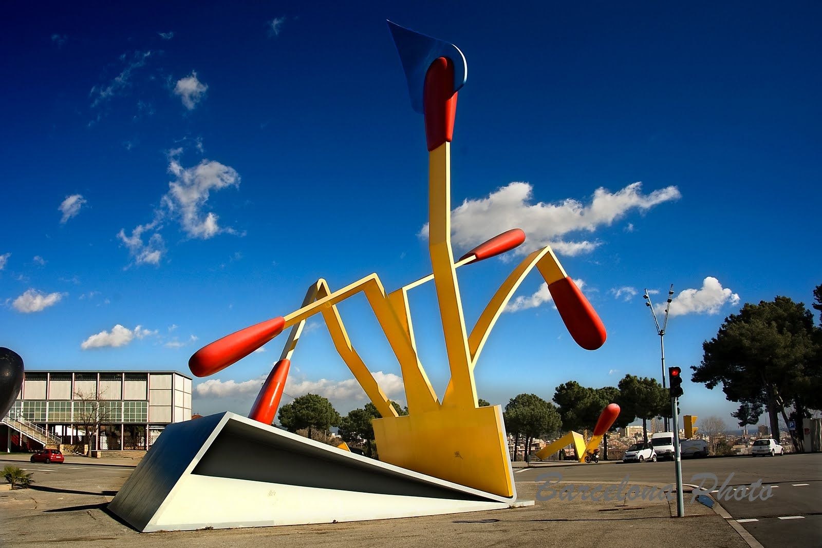 Anjas' Theme Of The Week: Swedish week 1: Sculptures by Claes ...