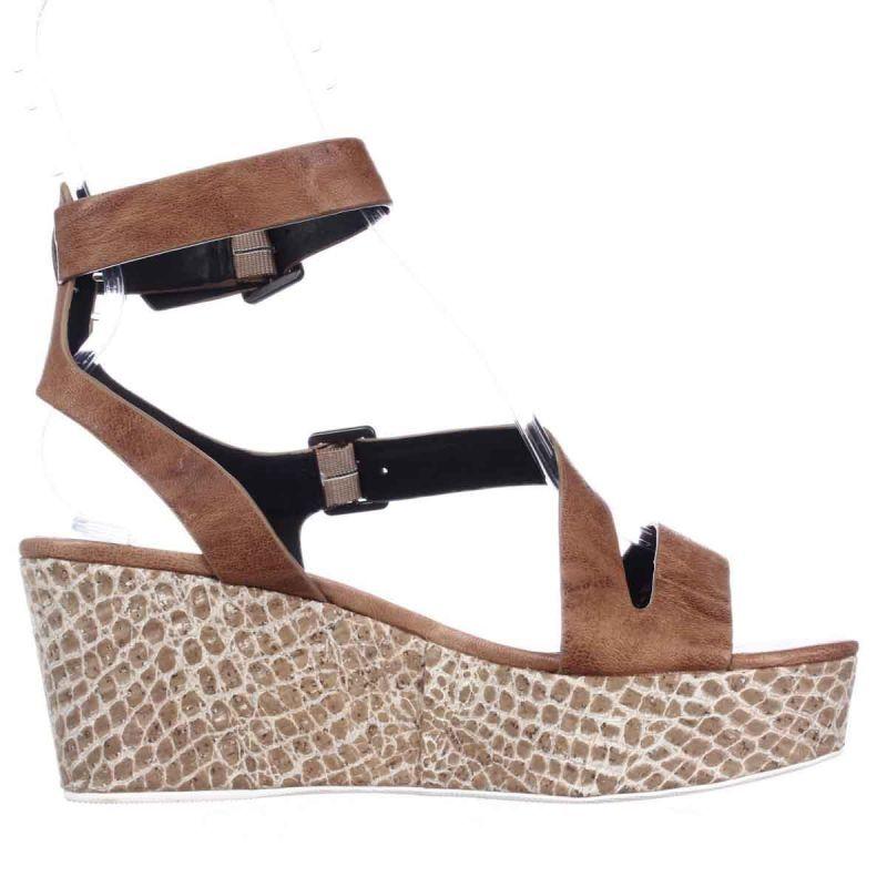 b0da1cba5b8 Elie Tahari Mustique Strappy Platform Sandals