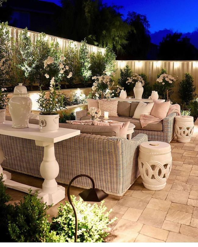 45 Backyard Patio Ideas That Will Amaze & Inspire You - Pictures of Patios #backyardoasis