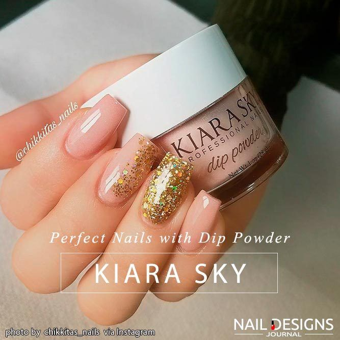Everything That You Should Know About Dip Powder Nails Nailed It