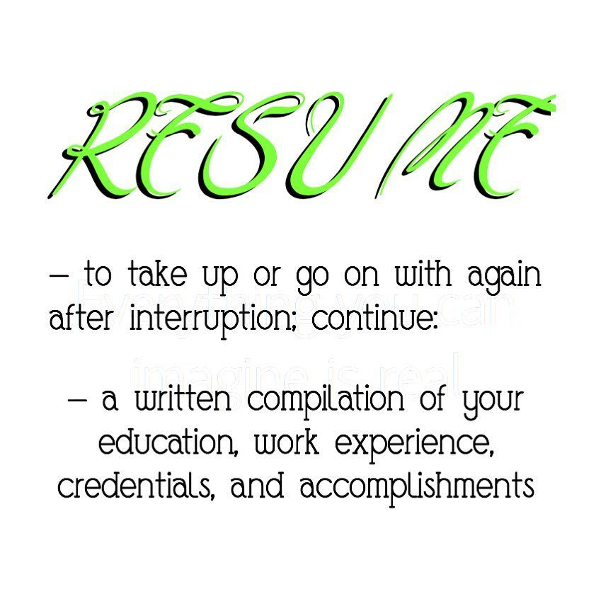 Dont Let Your Resume Keep You Back From Getting That Job You Deserve Dont Get Stuck In Unemployment Resume Your Li Resume Services Resume Writing Job Hunting
