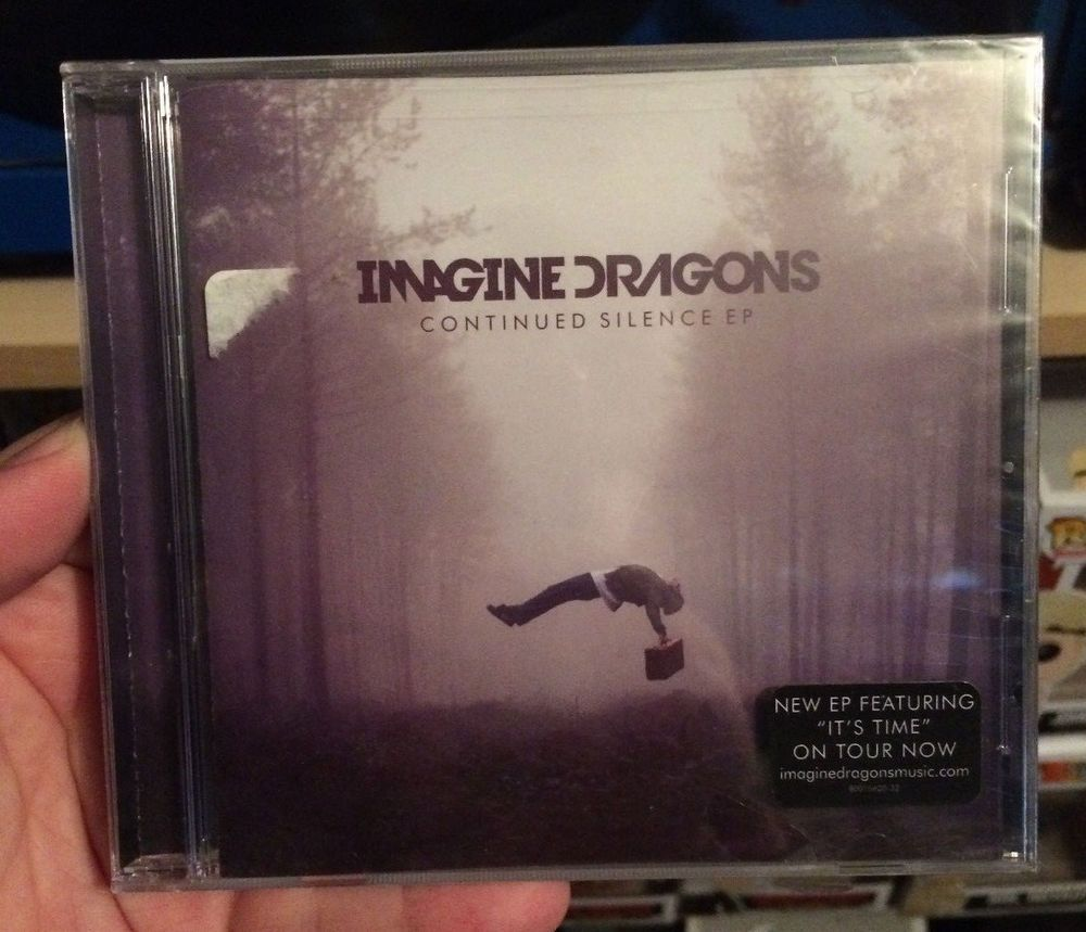 Continued Silence [EP] by Imagine Dragons (CD) new sealed rare out of
