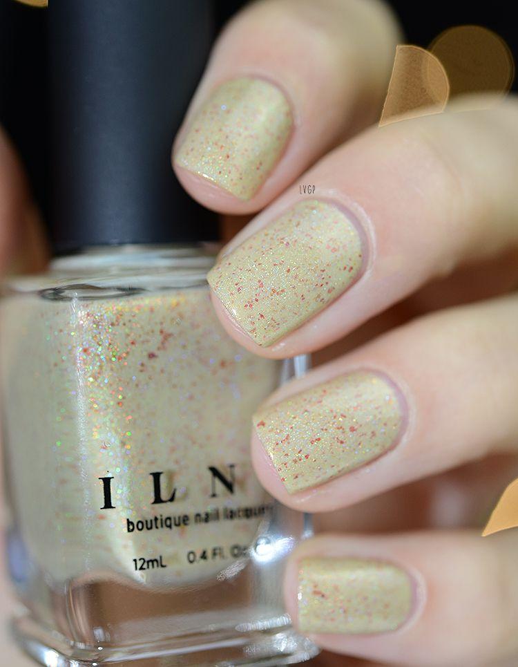 Spiced Eggnog ILNP | ISO Nail/Beauty | Pinterest | Nail polish ...