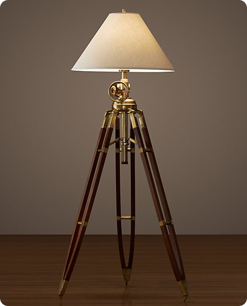 Tripod Floor Lamp Knockoffdecor Com Tripod Lamp Antique Floor Lamps Lamp