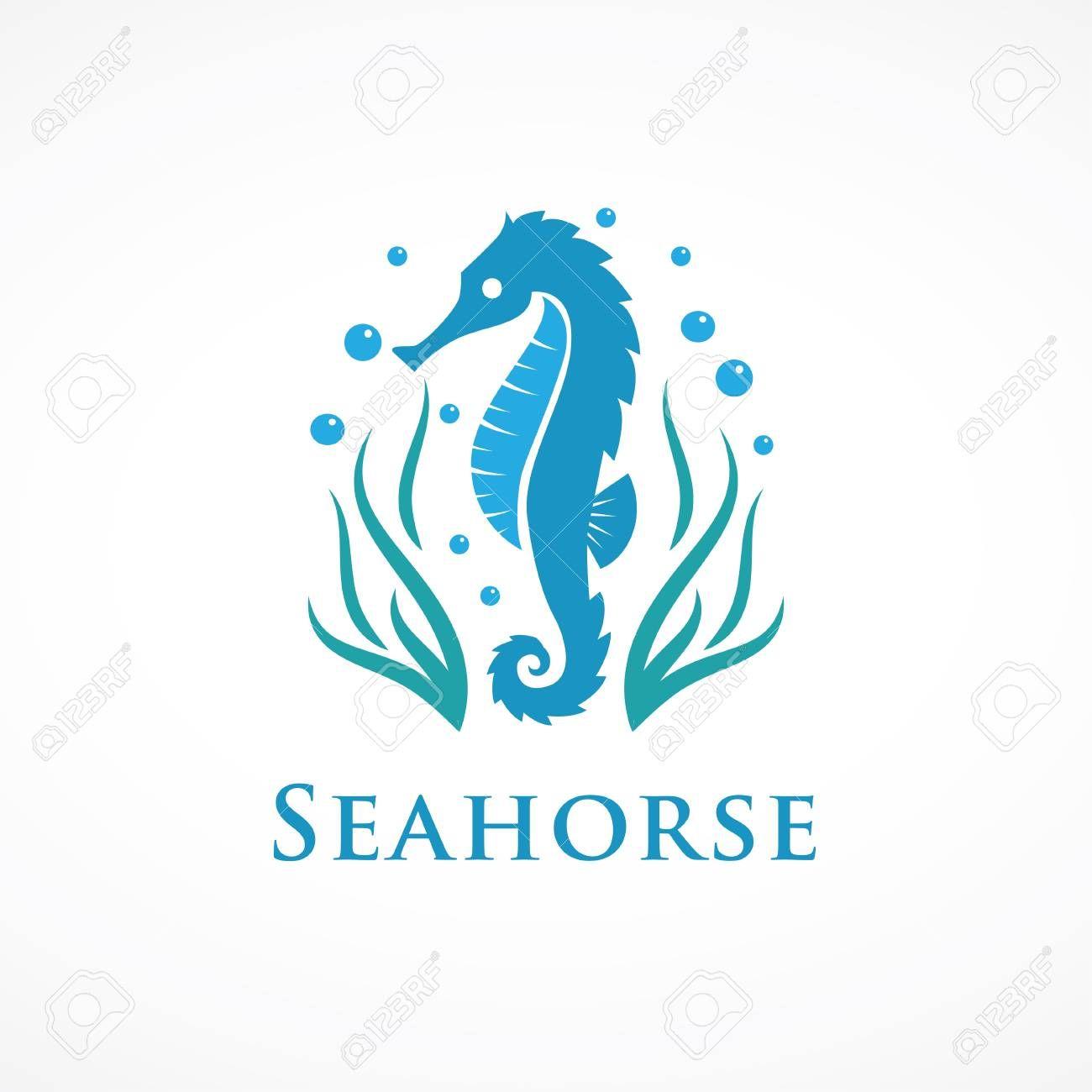 Seahorse Logo Google Search Hotel Logo Design Hotel Logo Logo Design