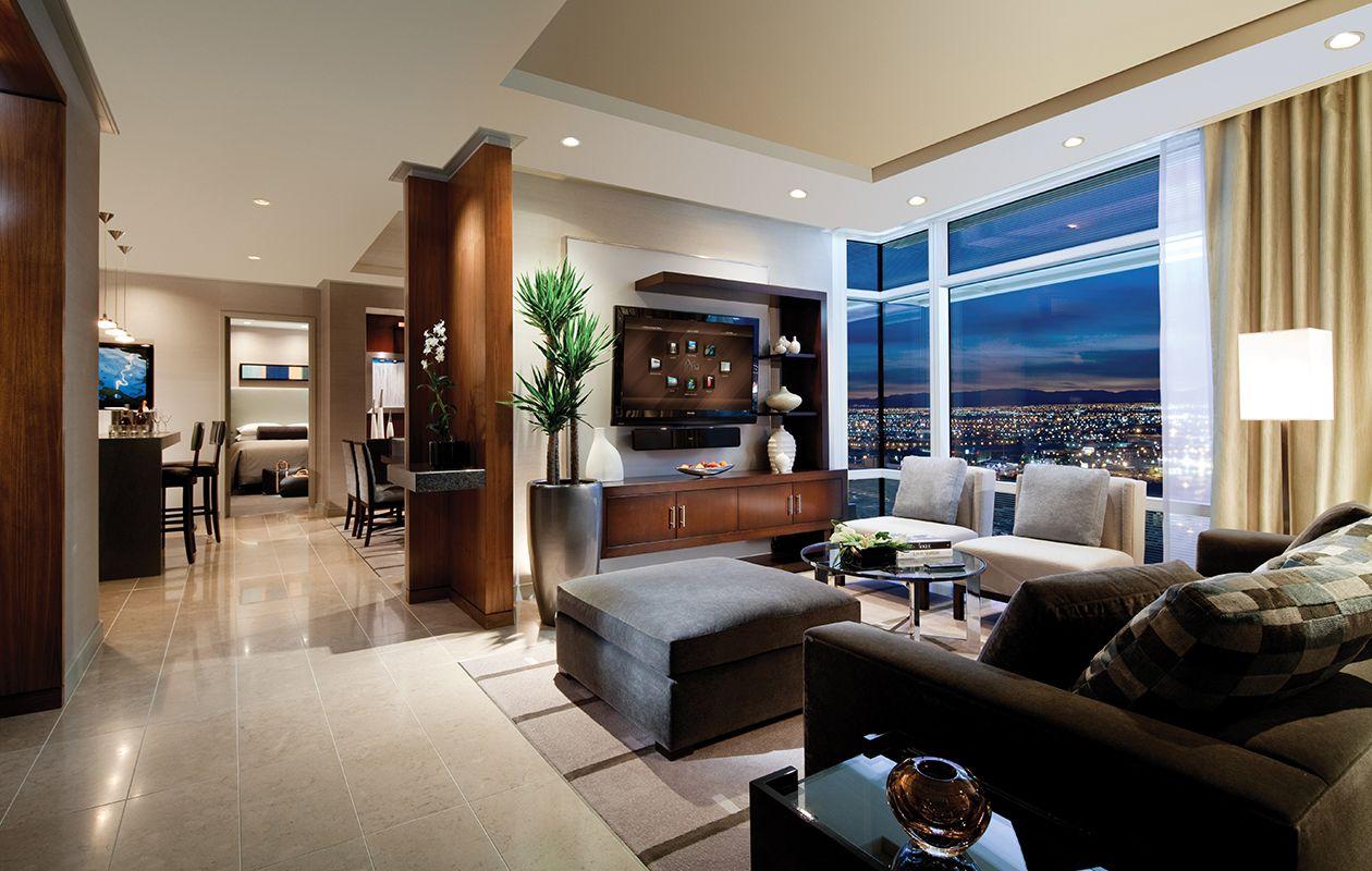 Aria Sky Suites, Las Vegas | Hotel Interiors | Pinterest | Vegas ...