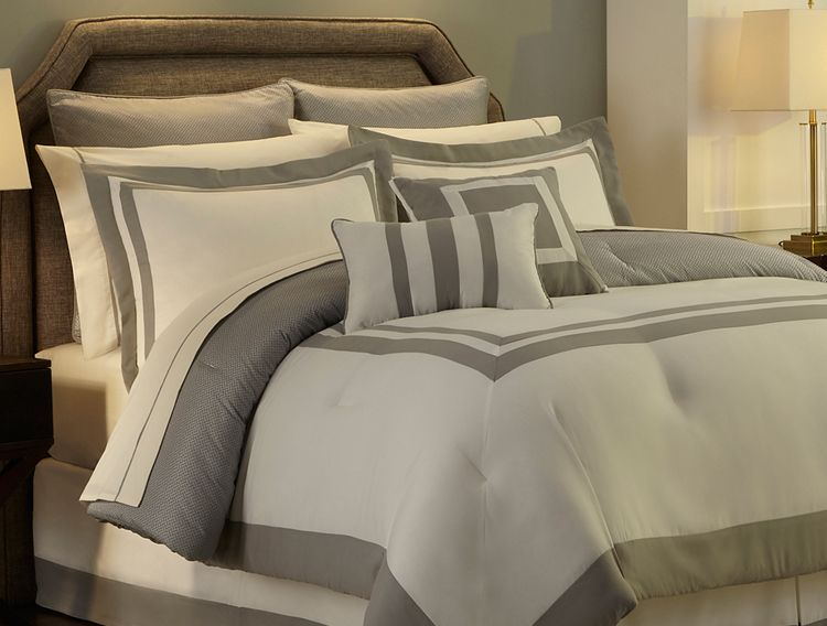 Explore Hotel Style Bedding and more!