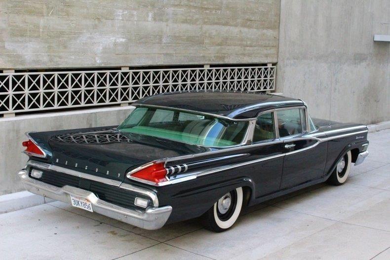 Best Taillights Under $15K: 1959 Mercury Monterey