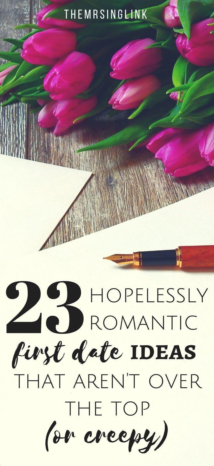 dating for romantics