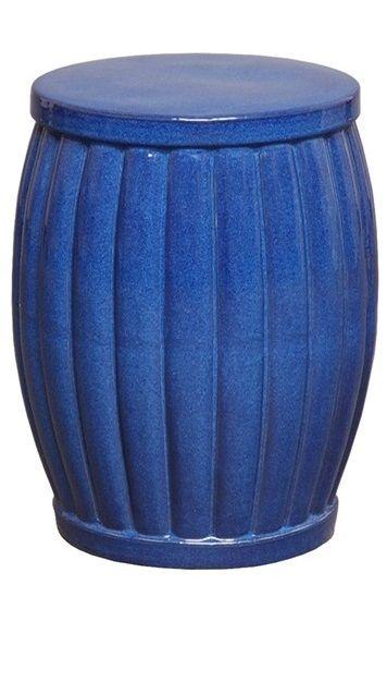 Blue Garden Stool Blue Ceramic Stools Blue Porcelain Stool Blue Ceramic Stool Blue Porcelain Stool Ceramic Garden Stools Blue Garden Stool Garden Stool