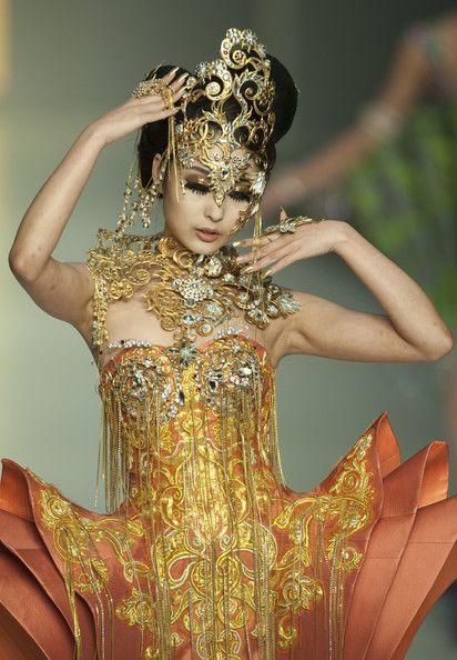 Guo Pei of China 2010