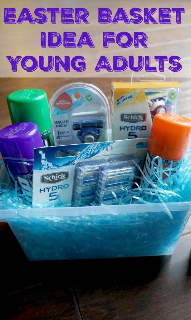 Easter basket for guys easter baskets easter and military diy easter basket for guys or girls this is a great gift idea for an easter basket your teens and young adults will love i am sending this one to my son negle Choice Image