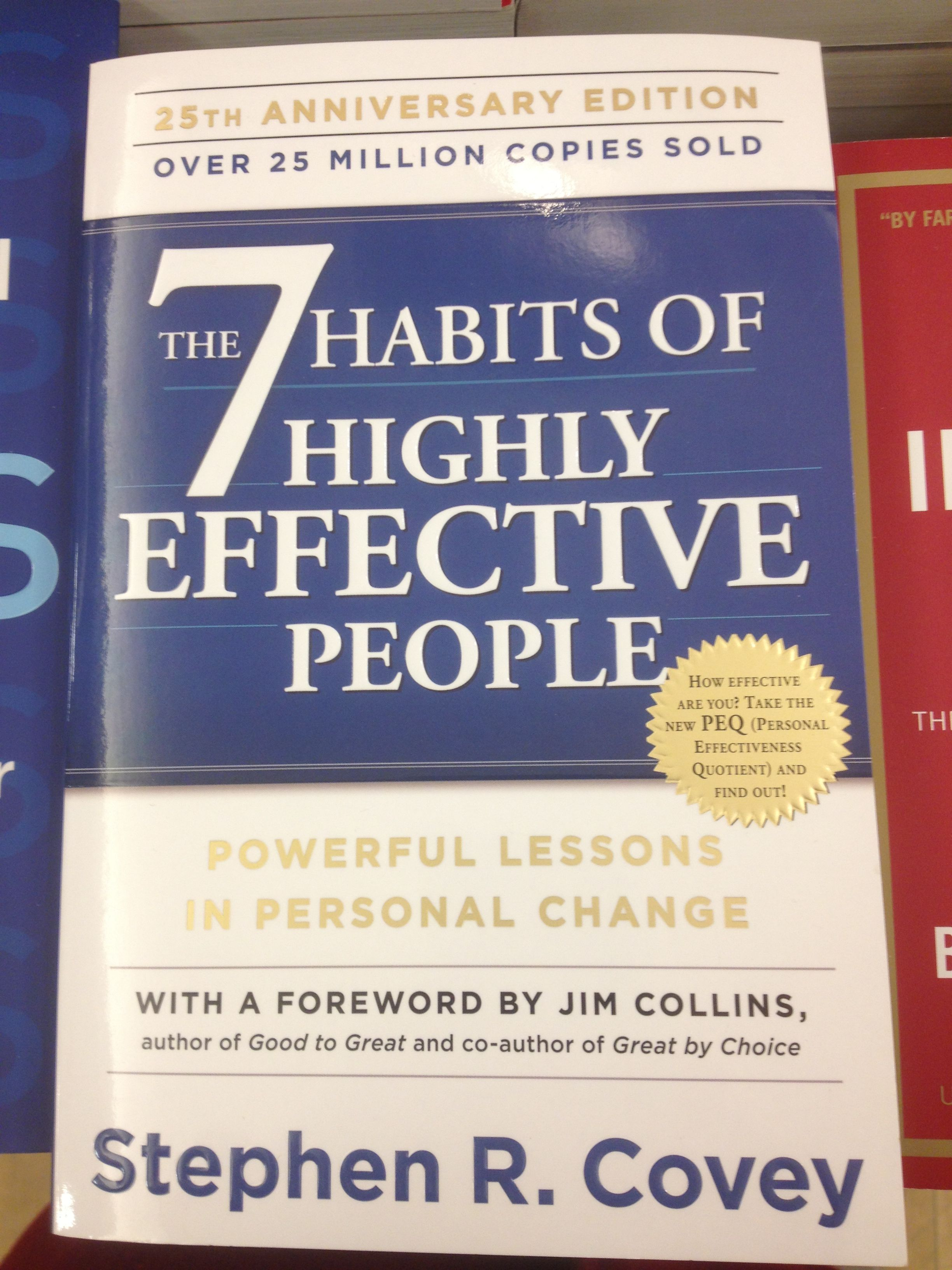 7 Habits Of Highly Effective People Co Hinh Nh