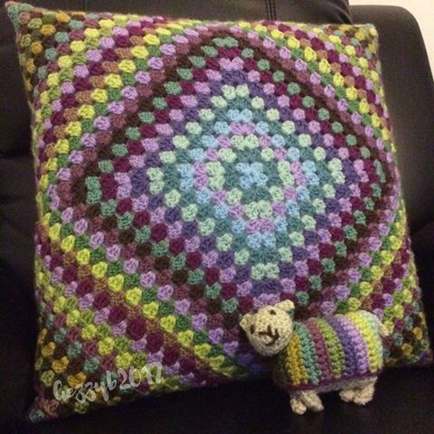 Moorland Blanket Ta Dah Attic24 Attic 24 Crochet Crochet Cushions Blanket