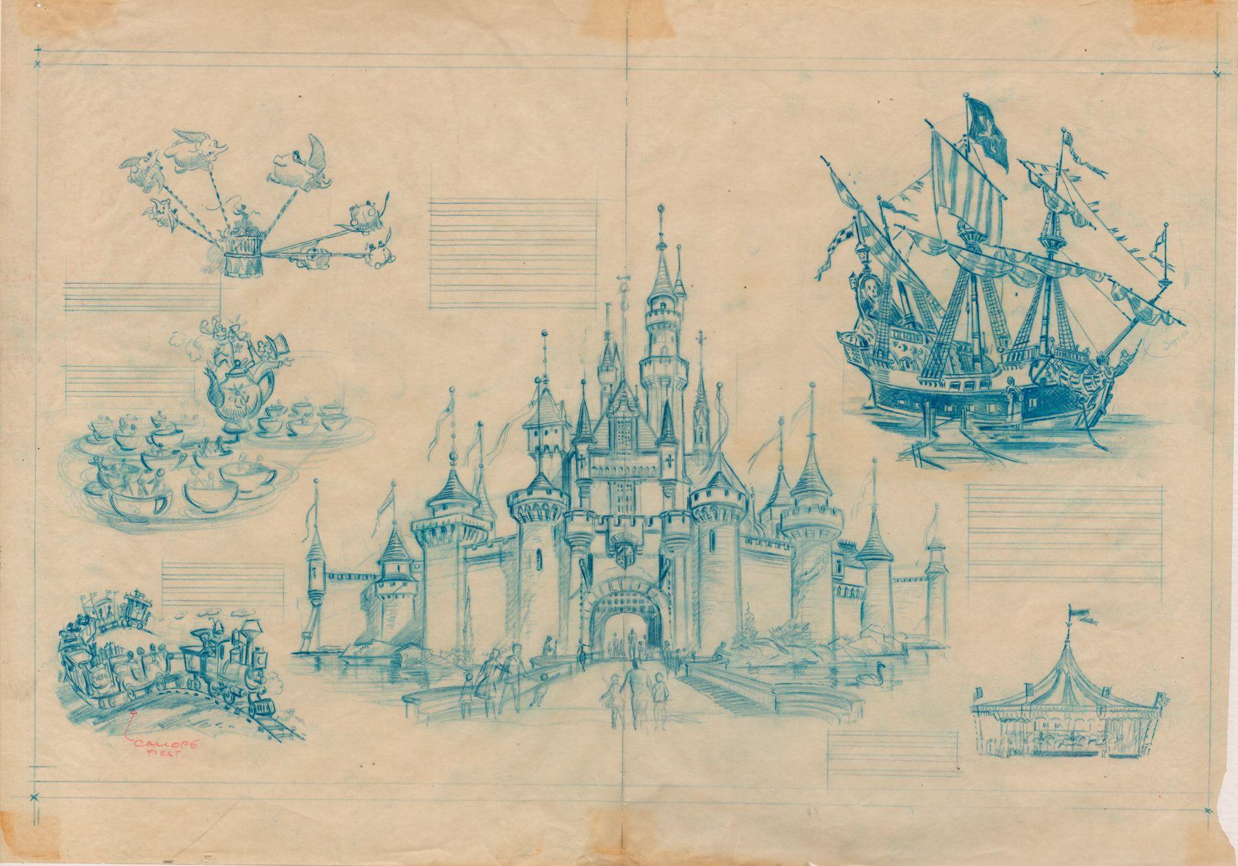 Disney Sketch Rysunki Rysunek Sztuka Disneyowska
