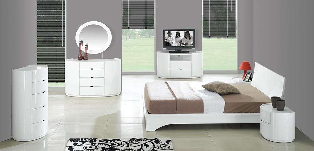 High Gloss White Bedroom Furniture White Gloss Bedroom Furniture