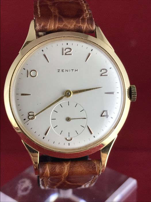 1960 In 1969 Mm 37 Zenith — And Men's 2019Watches BdoExerWQC