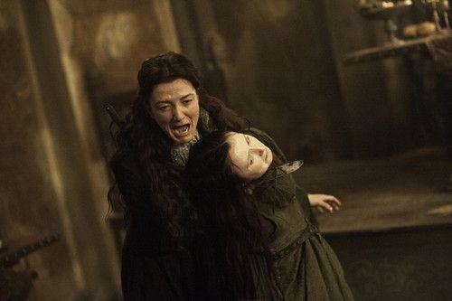 Catelyn Tully Stark Photo Catelyn Stark Catelyn Stark Red Wedding Game Of Thrones Episodes