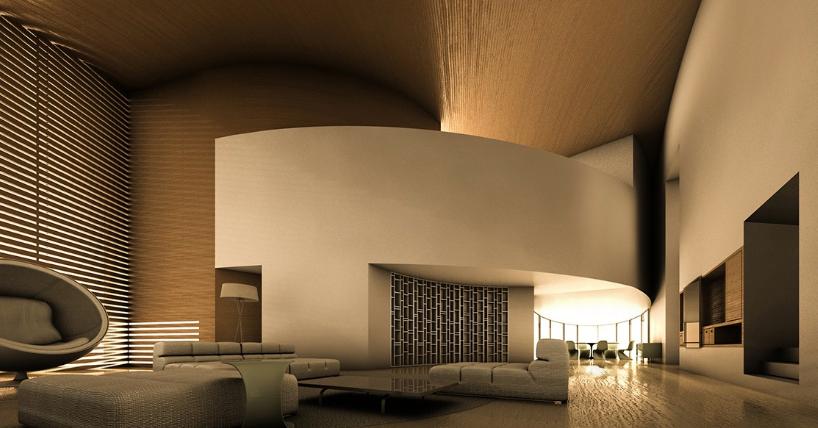 Gradation In Interior Design dynamic | c e i l i n g | pinterest