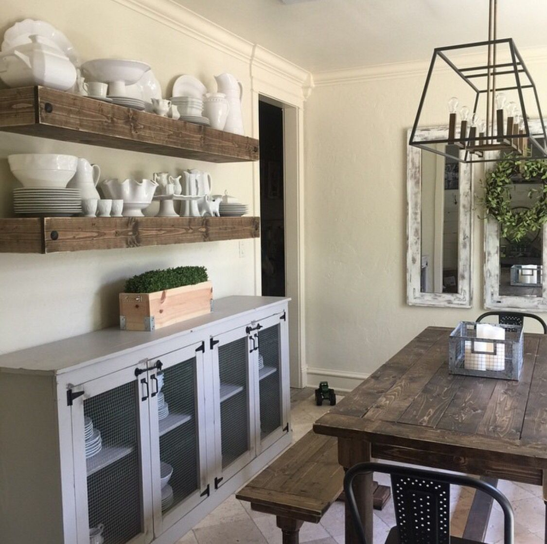 Diy Dining Room Storage Ideas: LOVE This Feed! Lots Of DIY Furniture And Project Ideas