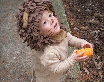 Lion Halloween Costume for Kids Boys or Girls Toddler Children Unisex  sc 1 st  Pinterest & Lion Halloween Costume for Kids Boys or Girls Toddler Children ...