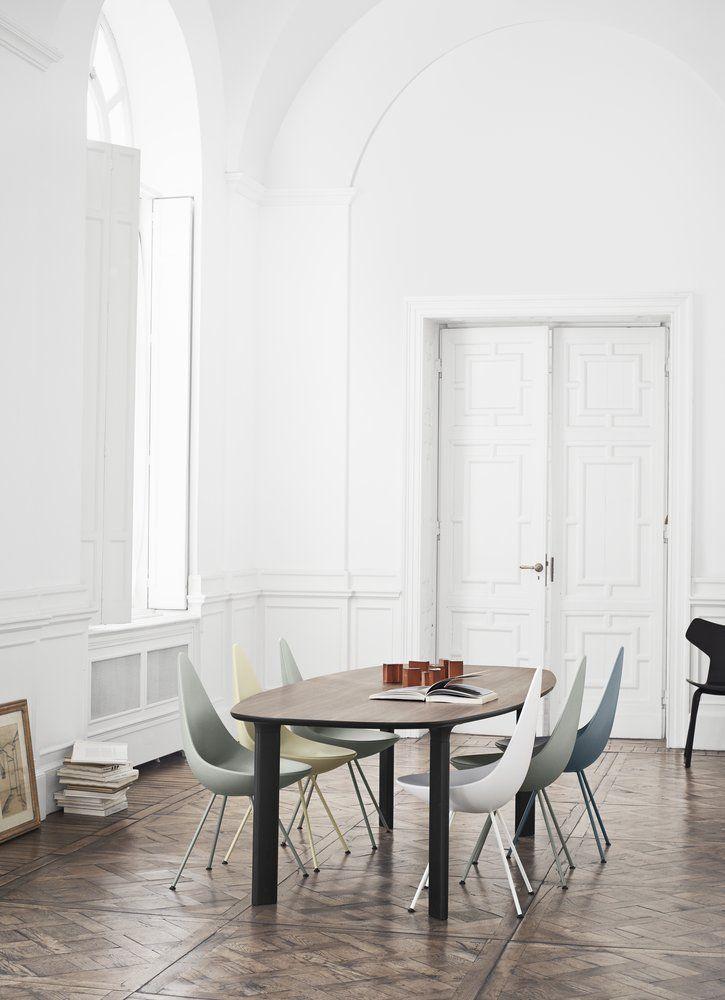 Fritz hansen table analog jaime hayon inspiration for Mobili danesi