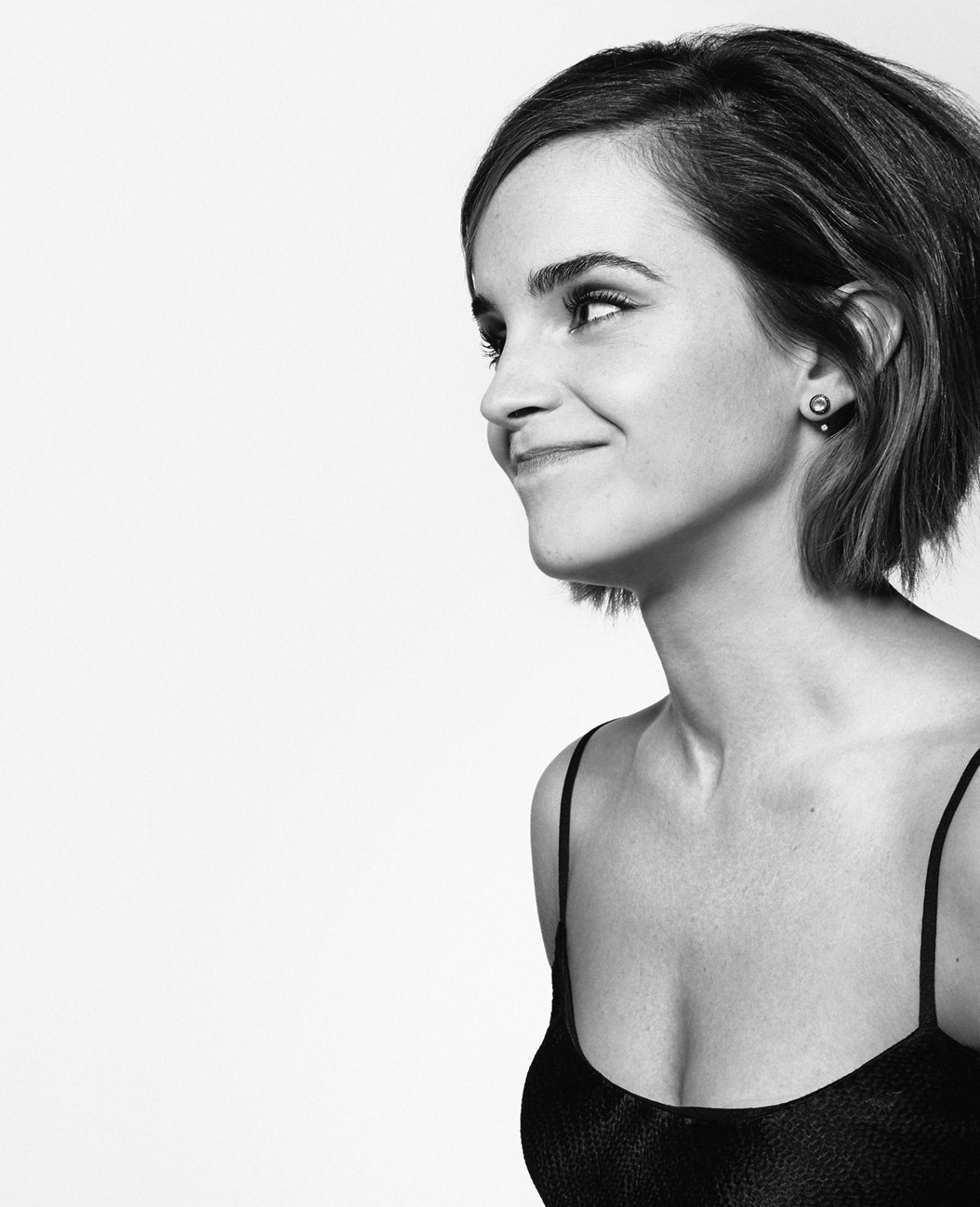 Emma Watson Short Hair Galhairs
