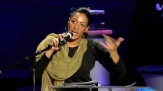Sarah Jones: One woman, eight hilarious characters