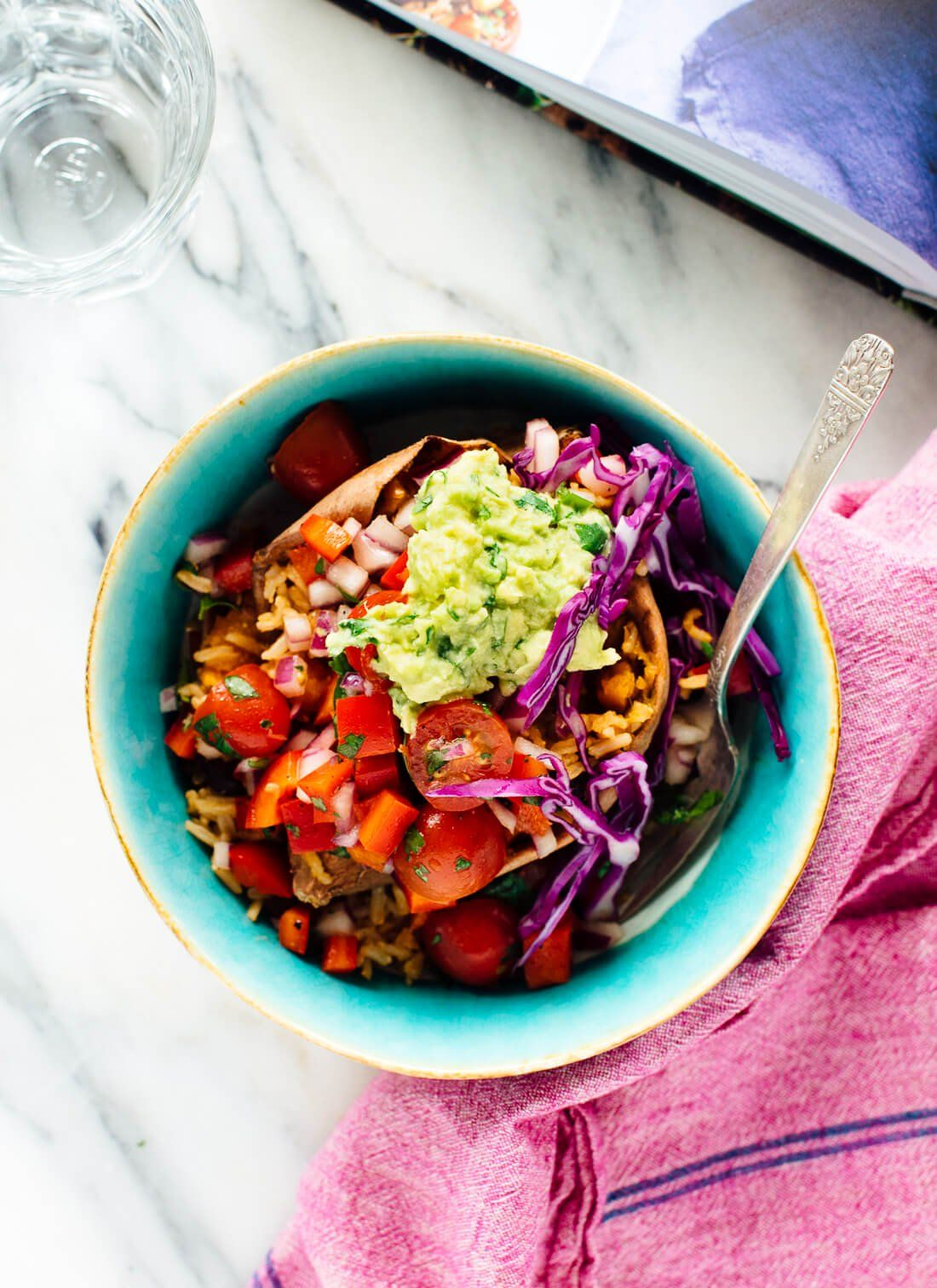 Burrito Stuffed Sweet Potatoes Cookie And Kate Recipe In 2020 Dinner Recipes Vegan Dinner Recipes Recipes
