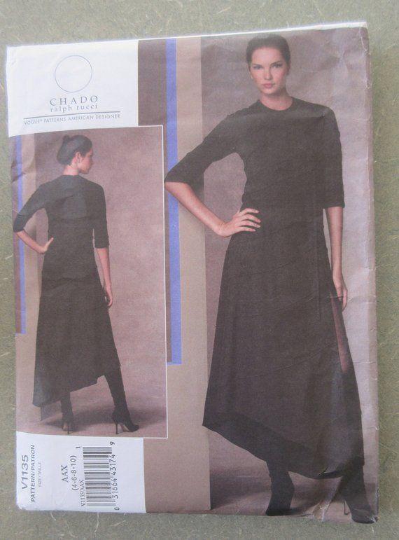 caefa356df Vogue 1135 Sewing Pattern