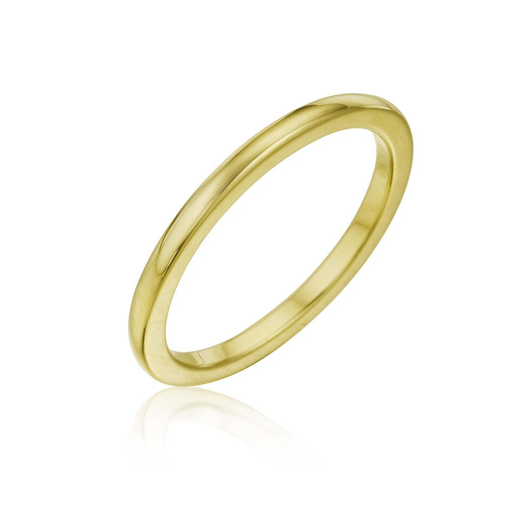 Titan - 1.5mm band | Omi Gold