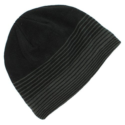 Van Heusen Fleece Lined Beanie Winter Hat for Men - One Size (Black/Gray (Striped)) Van Heusen http://www.amazon.com/dp/B0178K6VHK/ref=cm_sw_r_pi_dp_Pb8qwb02FK0BK