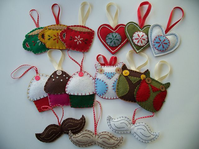 holidays ornaments