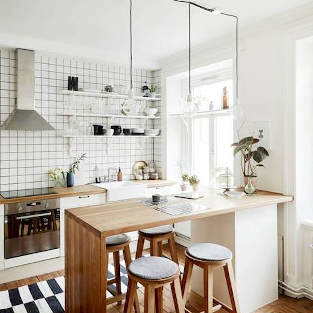 Ilot Central Petite Cuisine 99 small kitchen remodel and amazing storage hacks on a