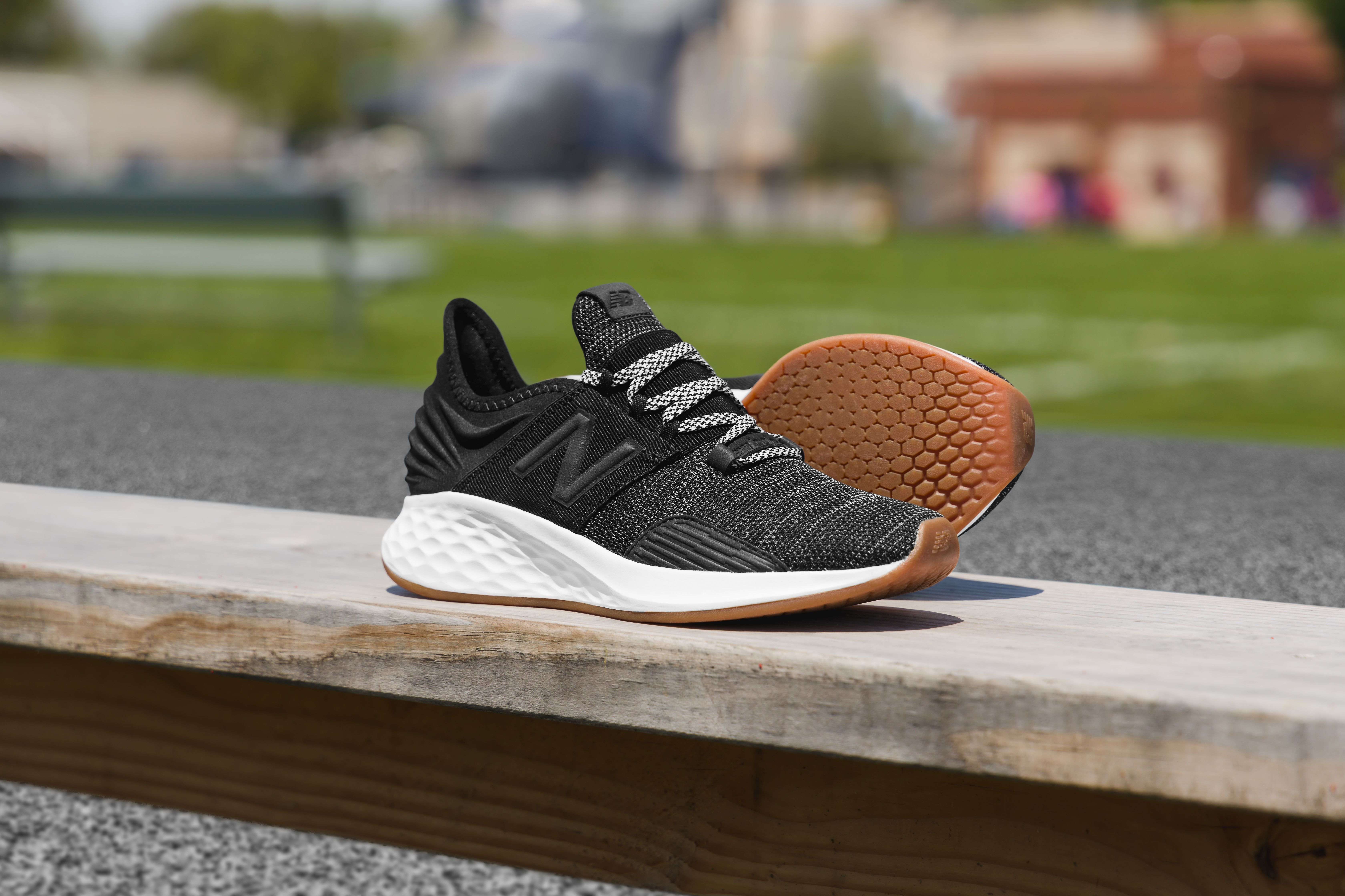 Our Fresh Foam Roav Knit is designed and engineered with an