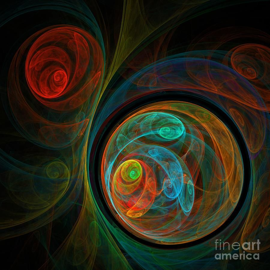 Rebirth Painting  - Rebirth Fine Art Print