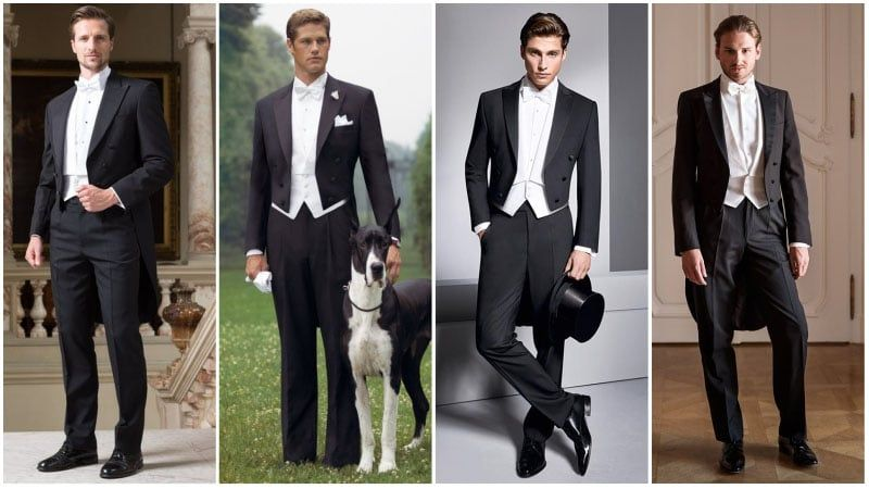 A Guide To Men S Dress Codes For All Occasions The Trend Spotter In 2020 White Tie Dress White Tie Dress Code Dress Codes