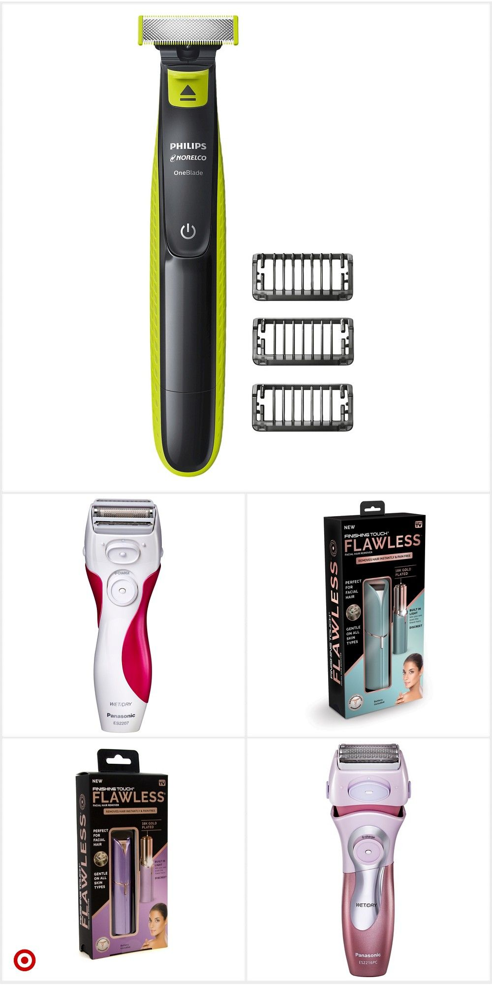 Shop Target For Electric Shavers You Will Love At Great Low Prices