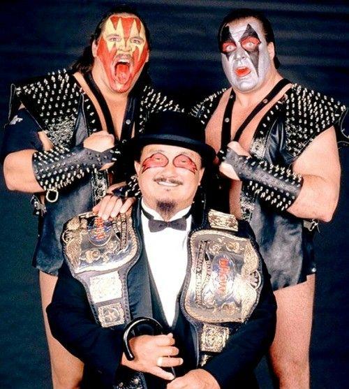 Wrestling Superstars, Pro