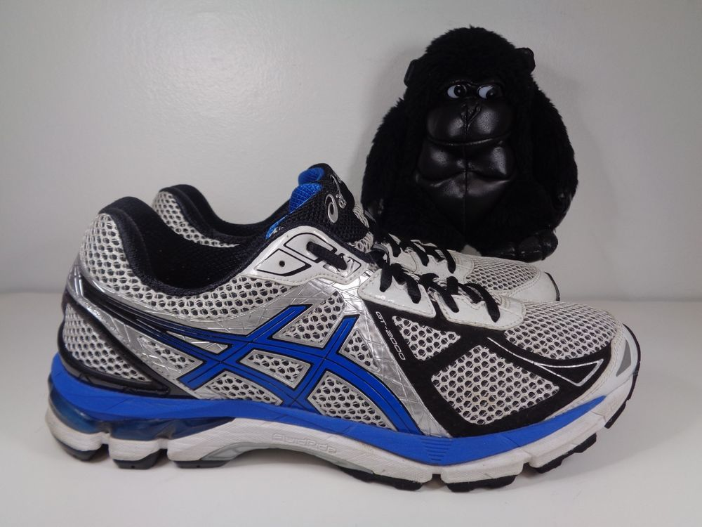Mens Asics Gel Gt 2000 Running Cross Training Shoes Size 10 5 Us