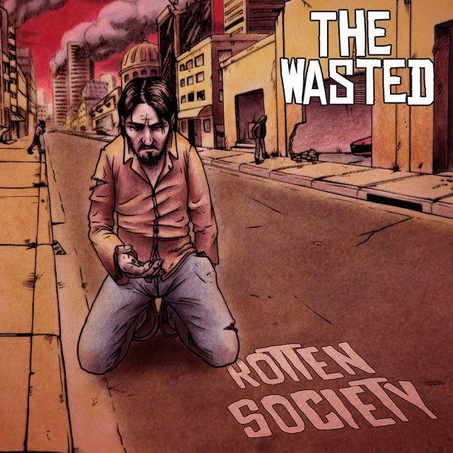 Força Metal BR: The Wasted: novo álbum já está disponível para ven...
