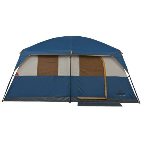 Magellan Outdoors Grand Ponderosa 10 Person Family Cabin Tent Blue Dark - Tents And Tarps  sc 1 st  Pinterest & Magellan Outdoors Grand Ponderosa 10 Person Family Cabin Tent Blue ...