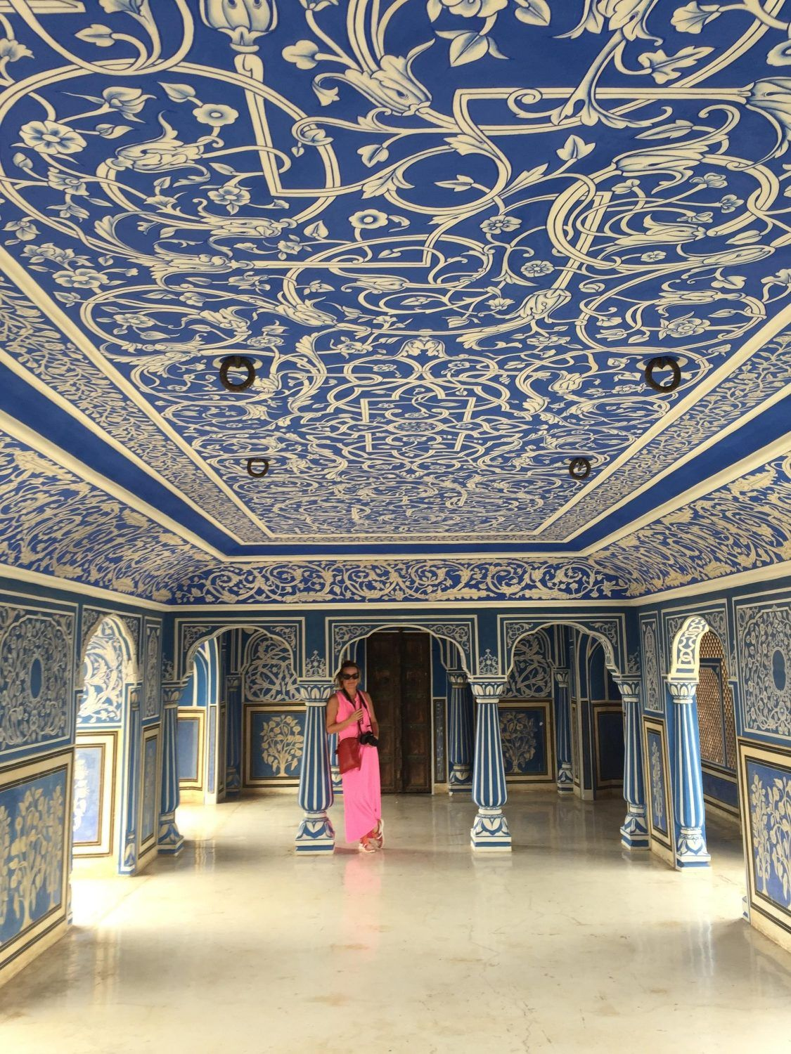 The Blue Room City Palace Jaipur City Palace Jaipur Jaipur Jaipur India