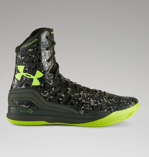 Men's UA ClutchFit™ Drive High Basketball Shoes. Does anyone know ...