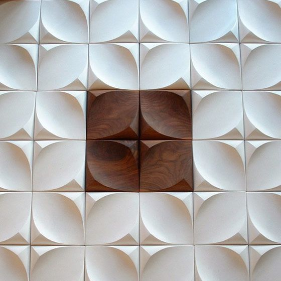 3d wall treatments mid century wall modern wall design treatment interior dune tiles from urban product up for catalouge pinterest