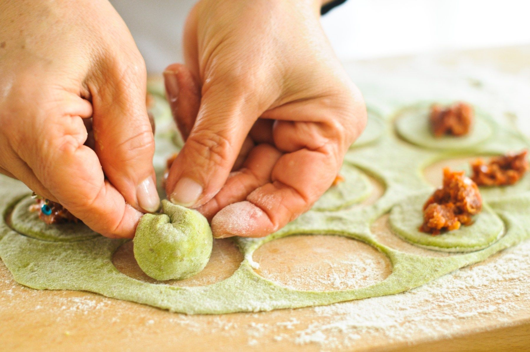 Gnocchi Tarifi (Patates Hamurlu Mantı)