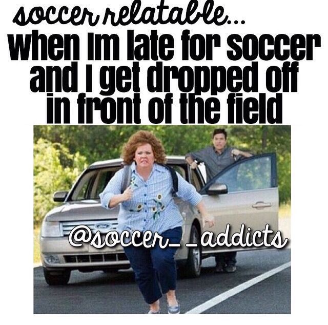 Increasing Your Speed During Soccer Training Soccer Memes Soccer Funny Soccer Jokes